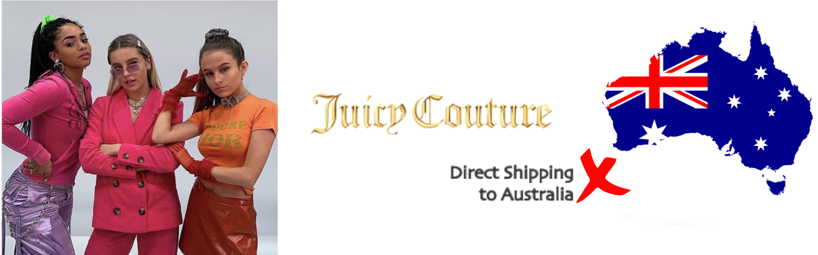 shop Juicy Couture ship to Australia