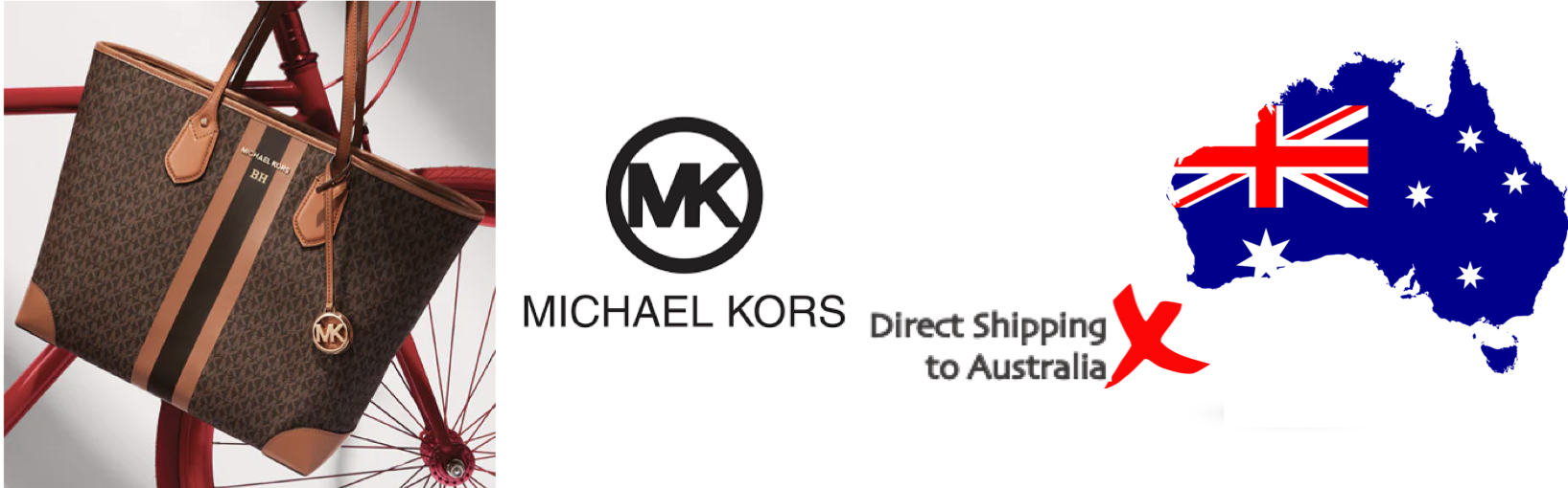 shop Michael Kors ship to Australia
