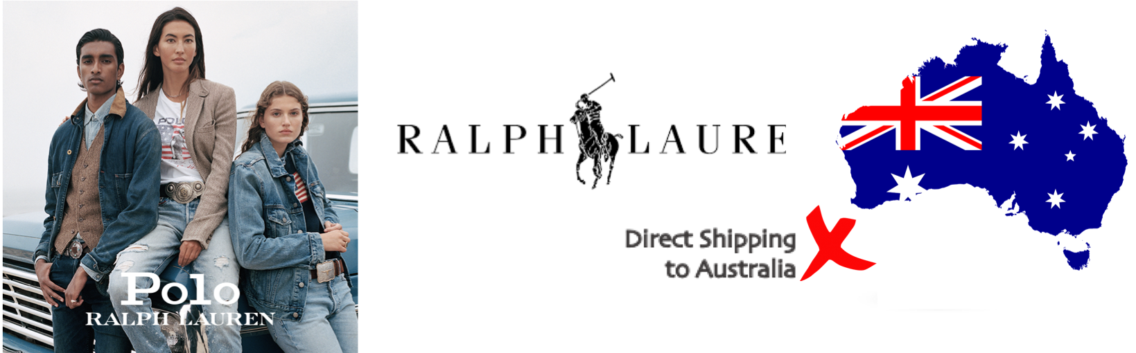 shop Ralph Lauren ship to Australia