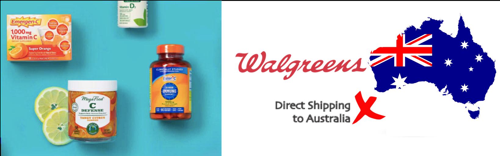 shop Walgreens ship to Australia
