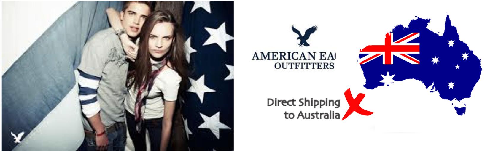 shop American Eagle ship to Australia