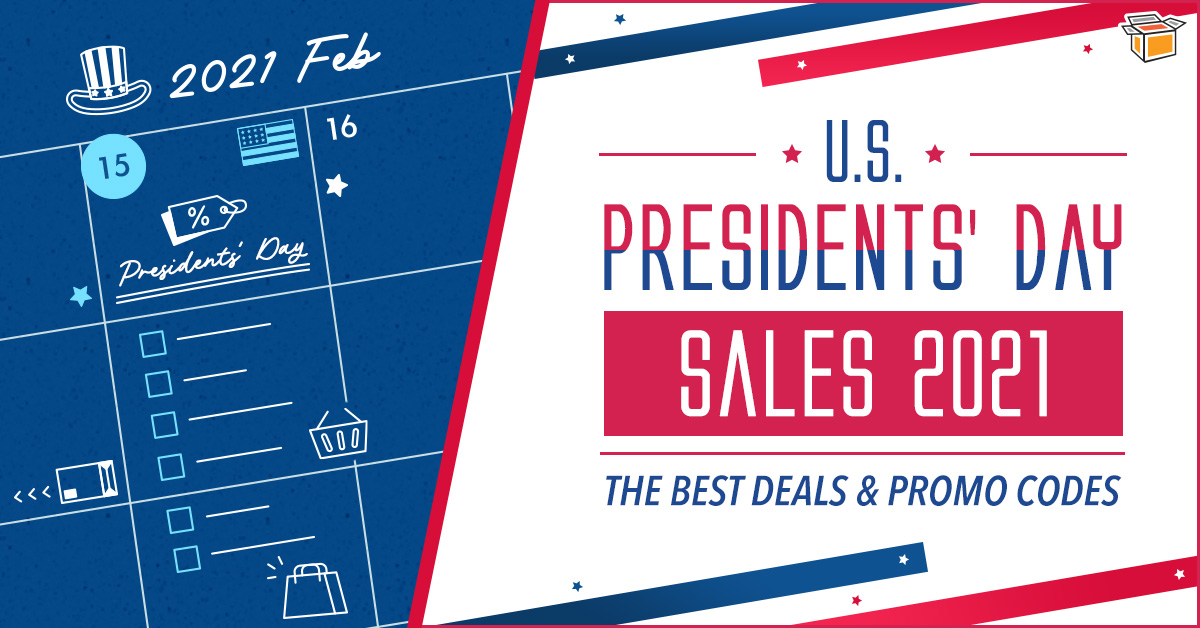 2021 us presidents day deals promo code
